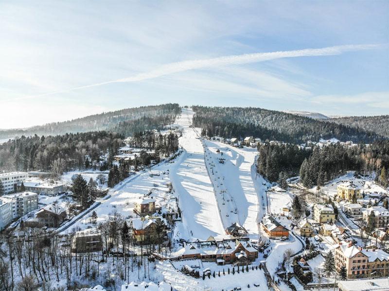 Wyciąg narciarski Henryk